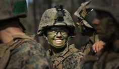 Marine Corps scolded for dragging its feet integrating women into the infantry.  Click for full article in the Washington Times