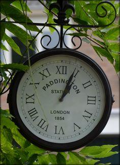 paddington station #clock , london