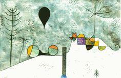 paul klee winter - Google Search