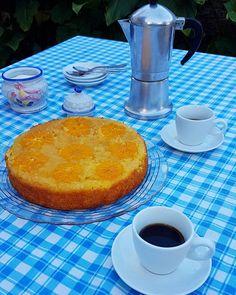 """3,061 Me gusta, 23 comentarios - El Gordo Cocina (@elgordococina) en Instagram: """"¡Torta de naranja invertida para la merienda de hoy, perfecta para celebrar este #DiaDeLaMadre …"""""""