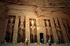 Templo de Ísis - Egito