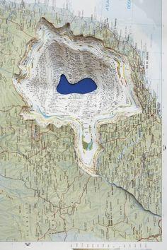 the-rx:  Maya Lin, Altered Atlas