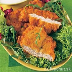 Kuracie prsia v jogurte Russian Recipes, Tandoori Chicken, Salmon Burgers, Poultry, Meat, Ethnic Recipes, Essen, Salmon Patties, Backyard Chickens