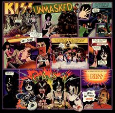 KISS: Paul Stanley, Gene Simmons, Ace Frehley And Peter Criss/Anton Fig PS: Anton Fig played all the drums in this album, Peter Didn't Sing or play anything. Paul Stanley, Kiss Album Covers, Rock Album Covers, Peter Criss, Gene Simmons, New Vinyl Records, Lp Vinyl, Kiss Records, Vinyl Art