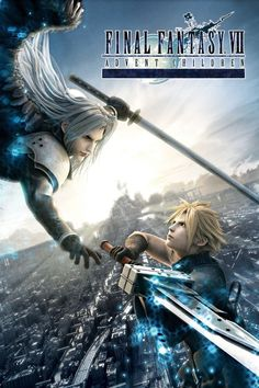 Watch final fantasy 7 advent children for free. Animation that was released with the ultimate edition of advent children so. Advent children takes place two years after the events of final fantasy vii and. Final Fantasy Vii, Final Fantasy Artwork, Fantasy Posters, Playstation, Streaming Hd, Kids Poster, Kid Movies, Cloud Strife, Held