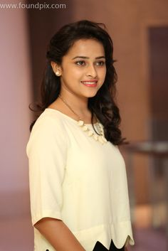 Actress Sri Divya latest stills - Found Pix
