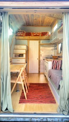 A 159 square feet tiny house on wheels clad in various siding options in Boulder, Colorado.