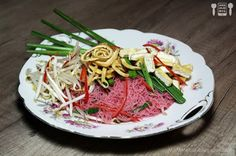 MoMMobiL: Ein Teller geht auf Reisen ♥ Thai Vintage Reisnudelgericht