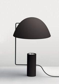 thedesignwalker:  MIA paola monaco di arianello - table lamp #TableLamp