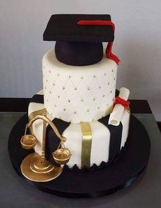 Lawyer Cake - Bolo Advogado Mais