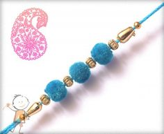 Buy and send online Rakhi with free shipping in India. http://www.bablarakhi.com/