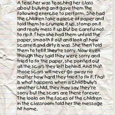 bullying paper activity - Google Search