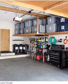 Garage Storage Ideas Our Garages Play A Crucial Function In Daily Living Kathryn Horner Organize My