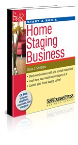 LEARN HOW TO START & RUN A SUCCESSFUL HOME STAGING BUSINESS IN THIS STEP-BY-STEP INSTRUCTIONAL GUIDE