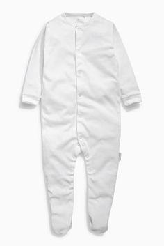 Купить Набор из пяти белых пижам (0-18 мес.) Купить онлайн прямо 4cac841c985c1