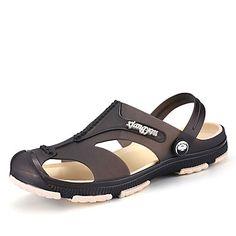 511429c9a20 Men s+Sandals+Light+Soles+PU+Summer+Outdoor+Upstream+