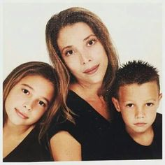 Throwback pic of Mom, Sierra, and Cameron Dallas