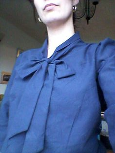 Blouse from the love sewing mag