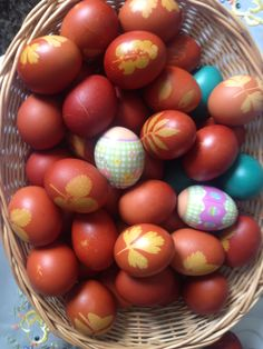 Happy Easter... Serbian style eggs