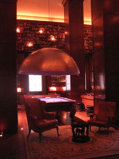 hudson hotel library bar nyc...most awesome drinks and ambiance!
