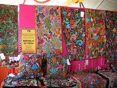 HYACINTHS FOR THE SOUL: 2009 International Folk Art Market