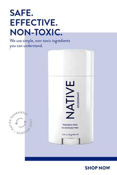 Native Deodorant - Aluminum and Paraben Free #BakingSodaOnBleachedHair Baking Soda For Hair, Baking Soda Water, Baking Soda Shampoo, Baking Soda Uses, Mild Shampoo, Hair Shampoo, Clarifying Shampoo, Natural Shampoo, Honey Shampoo