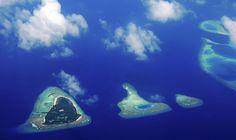 Maldivian Dreams Aerial Journey Around Maldives Photograph by Jenny Rainbow Aerial Photography, Fine Art Photography, Wood Print, Maldives, My Images, Journey, Rainbow, Dreams, Wall Art