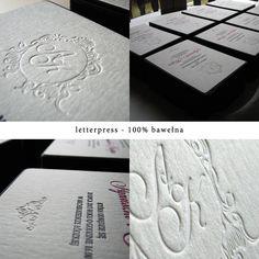 Ekskluzywne zaproszenia wykonane ze 100% bawełny. Letterpressowy majstersztyk. http://itdcollection.com/zaproszenia-slubne-zaproszenie-1742