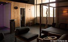 Auch der Saunabereich, einfach wunderschön und einladend