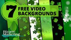 [NEW] 7 Free St. Mail Marketing, Content Marketing, Direct Mail, Backgrounds Free, Cloud Based, St Patricks Day, Social Media, Make It Yourself, Green