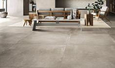 Floor Design, Outdoor Furniture, Outdoor Decor, Dining Bench, New Homes, Patio, Flooring, Interior Design, House Ideas