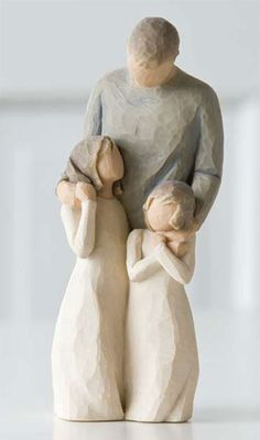 ... don't forget what it's really all about ...  (Lladro porcelain)