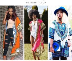 Dashiki Pride | African Fashion