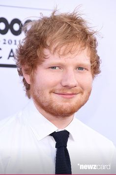 Recording artist Ed Sheeran attends the 2015 Billboard Music Awards at MGM Grand Garden Arena on May 17, 2015 in Las Vegas, Nevada.