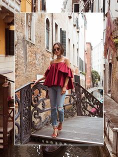 Aimee Song Reminds Us Why We Love Off-The-Shoulder Everything