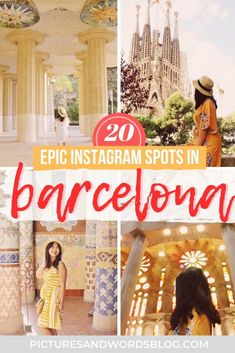 remember your to forever with these worthy spots for Barcelona Travel Guide, Spain Travel Guide, Backpacking Europe, Europe Destinations, Belfast, Bora Bora, Belize, Oregon, Ukraine