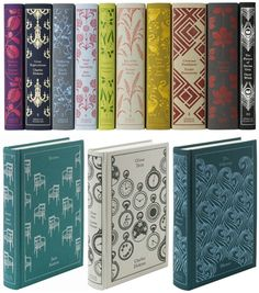 pretty spines.