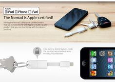 keroproducts.com Nomad Cable Lightning