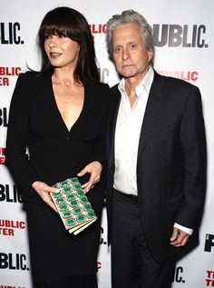 Out With a Bang from Catherine Zeta-Jones & Michael Douglas: Romance Rewind | E! Online