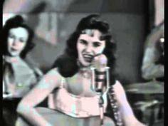 ▶ Wanda Jackson ~ Pick Me Up on Your Way Down