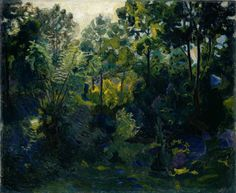 Artpip | Wooded Landscape - Thorvald Erichsen