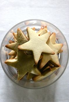 ✯ Wish Upon the Stars ✯  Star Cookies