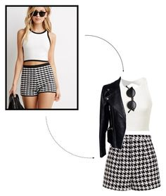 """""""."""" by belenrsa on Polyvore featuring Emma Cook, Forever 21 and Alexander McQueen"""