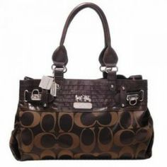 a4dc717a4e Coach Kristin Signature Business Bag Brown U03015  76.00  http   www.theredstyle.