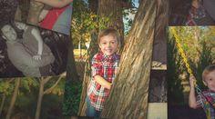 Family Portrait Session with Pamela Williams Photography | Kansas City Photographer