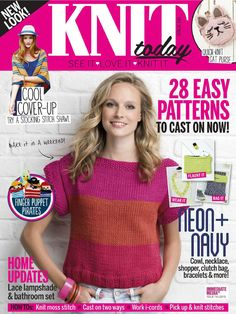 Knit Today Issue 116 2015