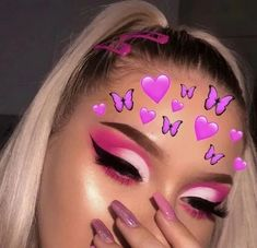makeup looks & makeup looks ; makeup looks natural ; makeup looks dramatic ; makeup looks for brown eyes ; makeup looks for black women ; makeup looks step by step ; makeup looks for blue eyes ; makeup looks natural brown eyes Makeup Eye Looks, Eye Makeup Art, Pink Makeup, Eye Makeup Tips, Cute Makeup, Eyeshadow Makeup, Makeup Ideas, Eyeshadow Ideas, Makeup Products