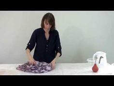 ✿Валяние платья✿Как свалять эластичное платье с ламинацией - YouTube