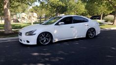 Pin by 101ModifiedCars Modifiedcars on Nissan Maxima