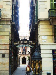Barcelona - Museu de cera